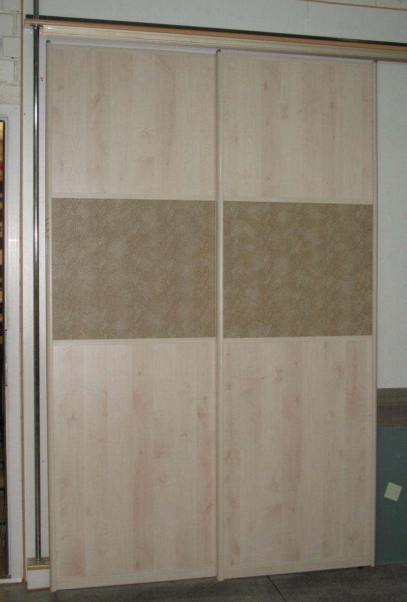 Производство фасадов шкафа-купе.
